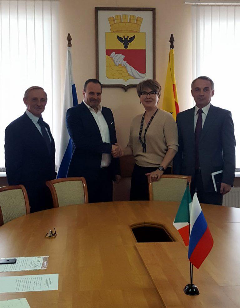 Amministrazione Comune di Voronezh