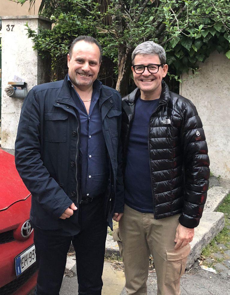 Incontro informale con Sua Eccellenza Michele Tommasi
