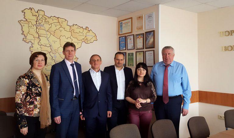 La Camera di Commercio del Voronezh